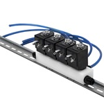 Manifold POM/3-voudig 24VDC