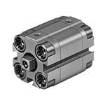 ADVULQ-20-30-A-P-A Compact cilinder