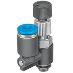 LRL-1/8-QS-6 Differentiaal-drukregelvent