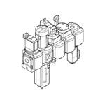 MSB4-1/4:C3J4M1-WP Verzorgingseenh