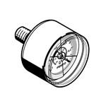 VAM-40-V1/0-R1/8-E-RG Vacuummeter