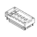 CPX-4AE-P-D10 Analoge module