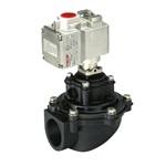 "2/2-w.Magneet ventiel NC RVS 1"" 24VAC"