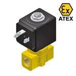 "3/2 weg magneetventiel G1/4"" NC ATEX"