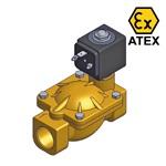 """2/2 weg magneetventiel G3/4"""" NO ATEX"""