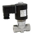 Magneetventiel RVS G1/2 1-100bar 12VDC