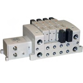 VSR8-4 en VSS8-4 Magneetventiel