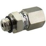 Vacuum bespaarventiel Bu M5 5 l/min